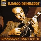 Reinhardt, Django: Djangology (1934-1935) by Django Reinhardt