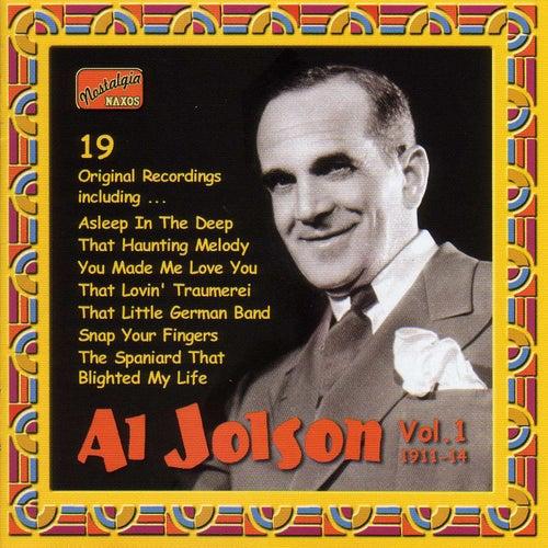 Jolson, Al: Al Jolson, Vol. 1 (1911-1914) by Al Jolson