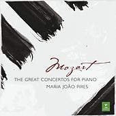 Mozart  : Great Piano Concertos by Maria Joao Pires