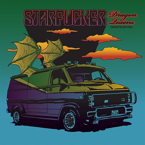 Play & Download Dragon Queens b/w I Fell Through by STRFKR | Napster