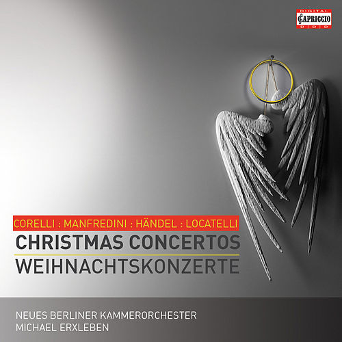 Play & Download Christmas Concertos by Michael Erxleben | Napster