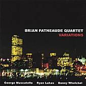 Play & Download Variations by Brian Patneaude Quartet | Napster