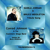 Conrad Johnson and the Kashmere Stage Band by Sheila Jordan