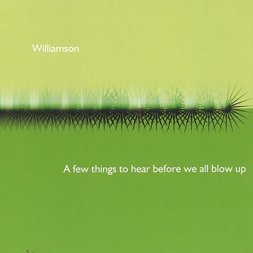 Play & Download A Few Things To Hear Before We All Blow Up by Williamson | Napster