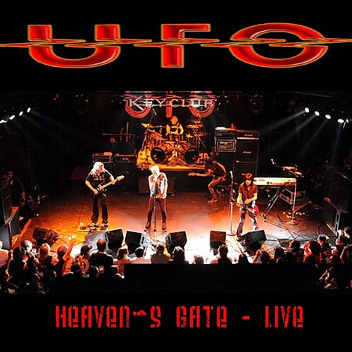 Play & Download Heaven's Gate - Live by UFO | Napster