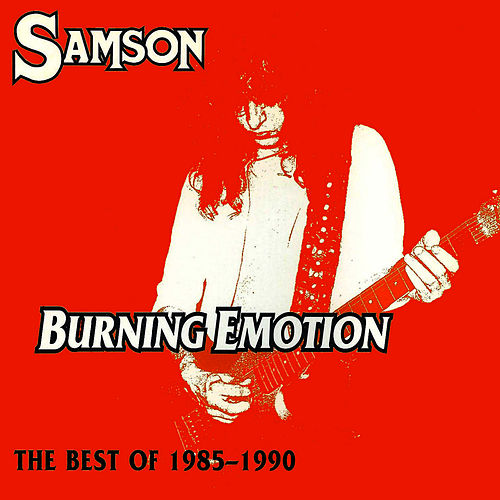Play & Download Burning Emotion (Best Of 1985-1990) by Samson | Napster