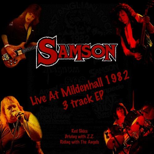 Live At Mildenhall 1982 EP by Samson