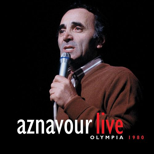 Play & Download Olympia 80 by Charles Aznavour | Napster