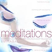 Meditations with Mirabai by Mirabai Galashan