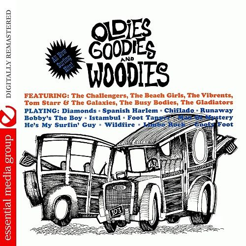 Play & Download Oldies, Goodies And Woodies (Remastered) by Various Artists | Napster