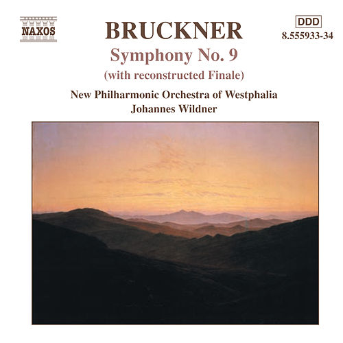 Play & Download Symphony No. 9 (with reconstructed Finale) by Anton Bruckner | Napster