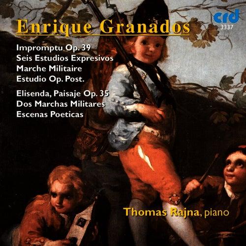 Play & Download Granados: Piano Works Vol. Vll by Thomas Rajna | Napster