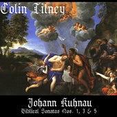 Kuhnau: Biblical Sonatas Nos. 1, 3 and 5 by Colin Tilney