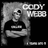 4 Years Into 5 - Single by Cody Webb