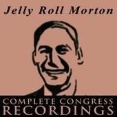 Jelly Roll Morton - The Complete Congress Recordings by Jelly Roll Morton