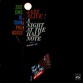 Jazz Alive! A Night at the Half Note by Zoot Sims