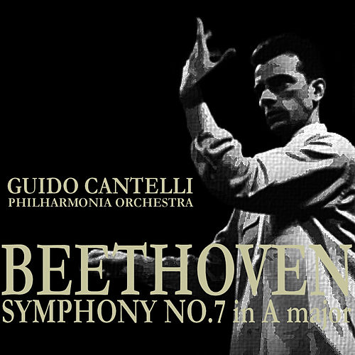 Beethoven: Symphony No. 7 in A Major, Op. 92 by Philharmonia Orchestra