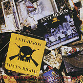Play & Download That's Right / Don't Tread On Me by Anti-Heros | Napster