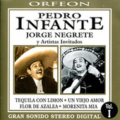 Pedro Infante y Jorge Negrete by Various Artists