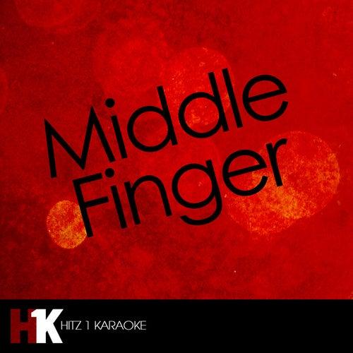 Middle Finger by Middlefinger