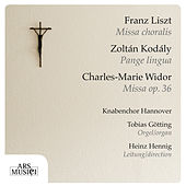 Play & Download Liszt: Missa choralis - Kodály: Pange lingua - Widor: Mass by Tobias Gotting | Napster