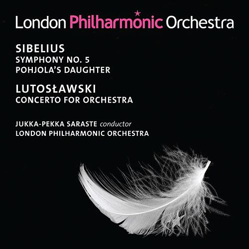 Play & Download Sibelius: Symphony No. 5 - Lutoslawski: Concerto for Orchestra by Jukka-Pekka Saraste | Napster