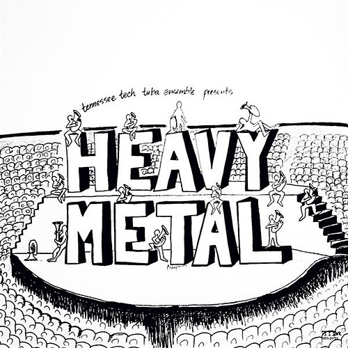 Heavy Metal by R. Winston Morris