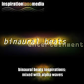 Play & Download Binaural Beats Inspirations - Mixed With Alpha Waves by Binaural Beats | Napster