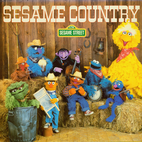 Sesame Street: Sesame Country by Various Artists