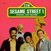 Sesame Street: Sesame Street 1 Original Cast Record, Vol. 1 by Various Artists