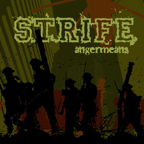 Play & Download Angermeans by Strife | Napster