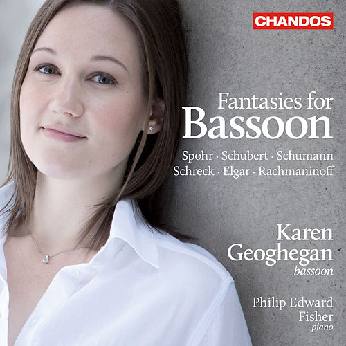 Play & Download Fantasies for Bassoon by Karen Geoghegan | Napster