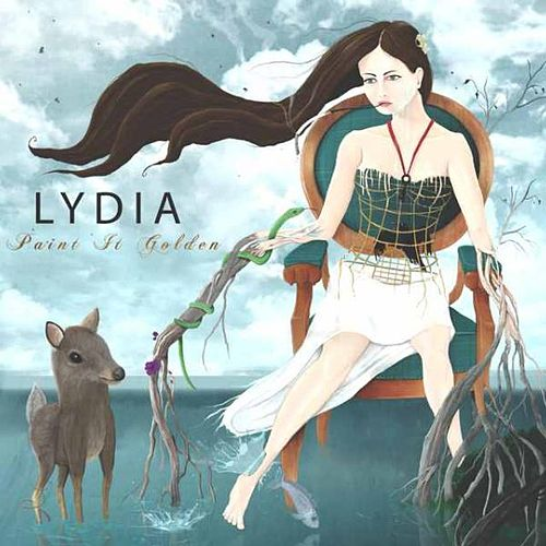 Paint It Golden by Lydia