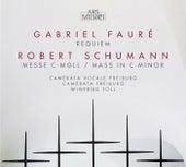 Fauré: Requiem - Schumann: Mass in C minor by Ulf Bastlein