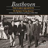 Beethoven: The Early Quartets by Budapest String Quartet