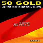 Play & Download Die Schönsten Schlager Der 50'er Jahre, Vol. 1 by Various Artists | Napster