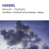 Handel: Messiah Highlights by Sara Macliver