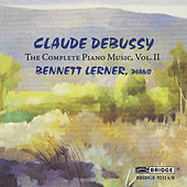 Claude Debussy: The Complete Piano Music, Vol. 2 by Bennett Lerner