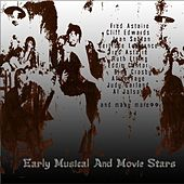 Play & Download Early Musical And Movie Stars (Digitally Remastered) by Various Artists | Napster