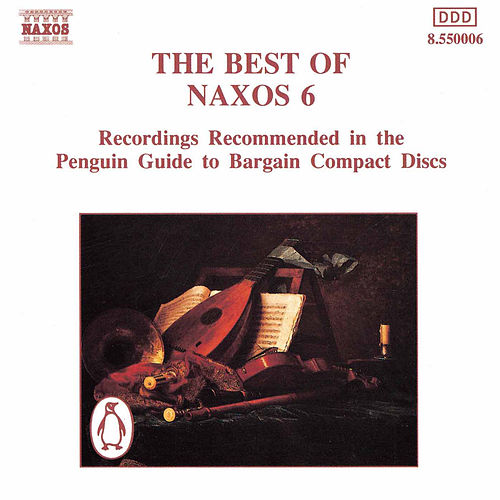 Best Of Naxos 6 by Various Artists