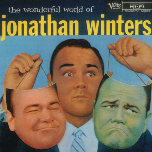 Play & Download The Wonderful World Of Jonathan Winters by Jonathan Winters | Napster