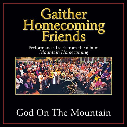 God On the Mountain Performance Tracks by Various Artists