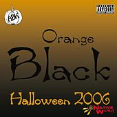 Orange Black 2006 (BLACK) by ABK
