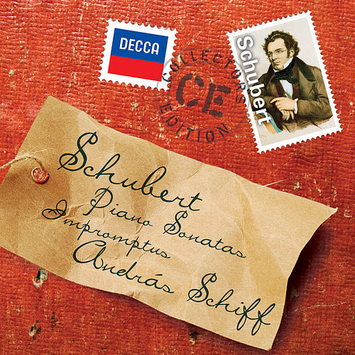 Play & Download Schubert:  Piano Sonatas; Impromptus by András Schiff | Napster