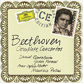 Beethoven: Complete Concertos by Various Artists