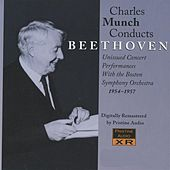 Munch conducts Beethoven by Various Artists