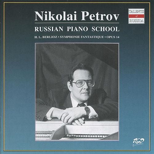 Play & Download Russian Piano School: Nikolai Petrov by Nikolai Petrov (piano) | Napster