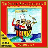 The Nursery Rhyme Collection 2 (33 Musicians create another Nursery Rhymes Masterpiece) by The Singalongasong Band