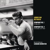 Beethoven: Symphony No. 1 in C major, op21; Symphony No. 3 in E-flat major. op. 55