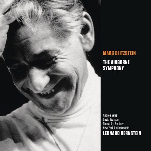 Marc Blitzstein: The Airborne Symphony by New York Philharmonic